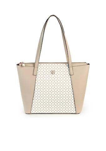 Basler Handtasche mit Schulterhenkeln und Reißverschluss kaufen