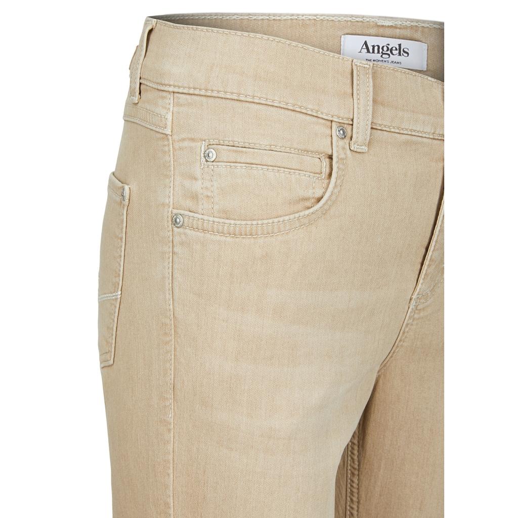 ANGELS 5-Pocket-Jeans, in Coloured Denim
