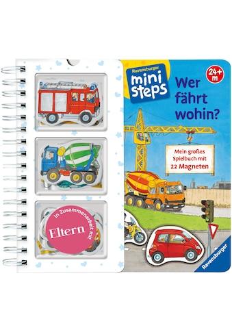 Buch »Wer fährt wohin? / Susanne Gernhäuser, Wolfgang Metzger« kaufen