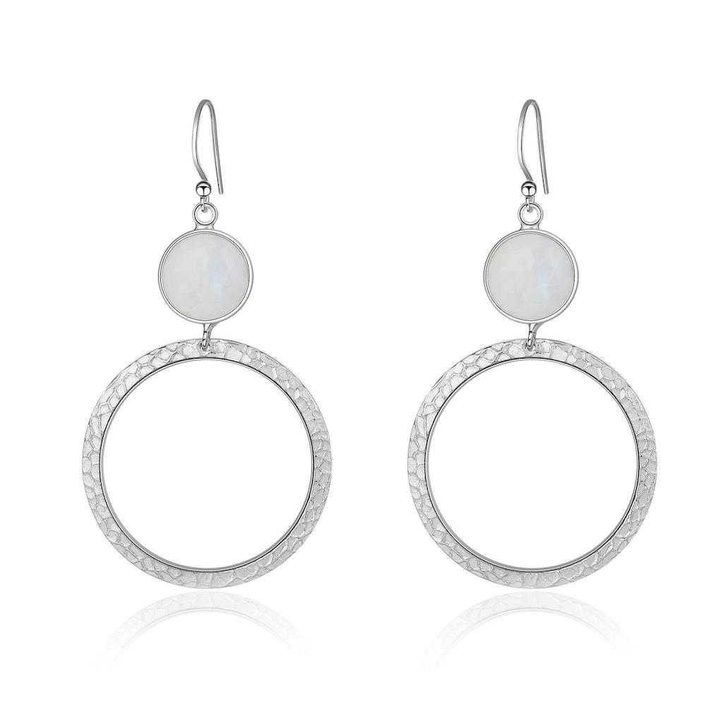 AILORIA Paar Ohrhänger »MARGUERITE Ohrringe«, mit Monstein