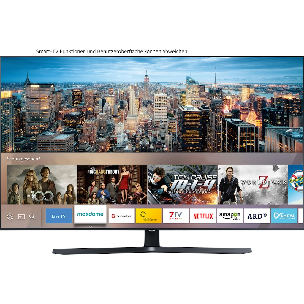 "Samsung LED-Fernseher »GU43TU8509«, 108 cm/43 "", 4K Ultra HD, Smart-TV"