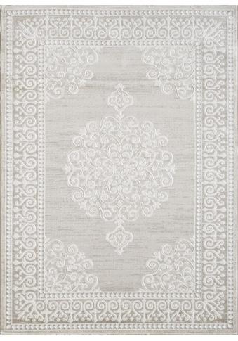 Sanat Teppich »Harmony 3204«, rechteckig, 12 mm Höhe, Vintage Orient-Optik, Wohnzimmer kaufen