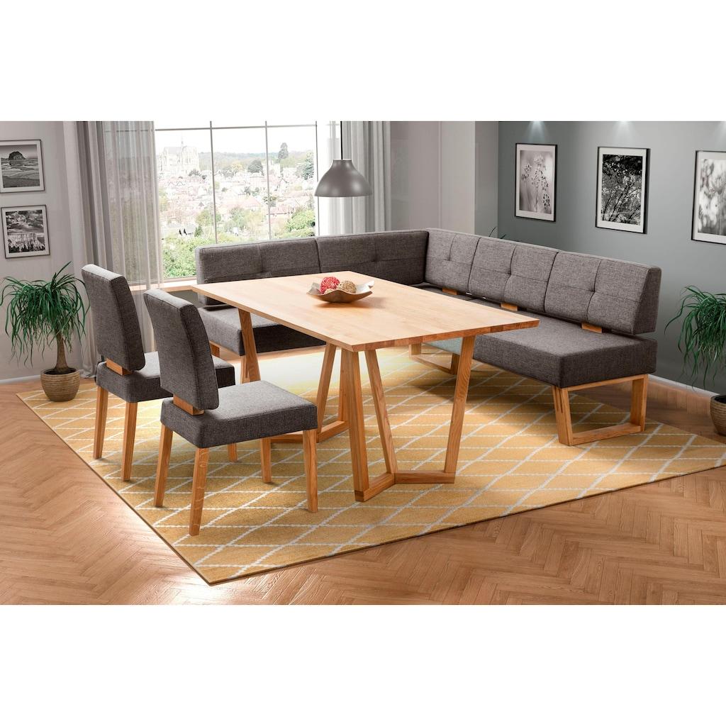 Premium collection by Home affaire Eckbankgruppe »Ponza«, (Set, 4 tlg.)