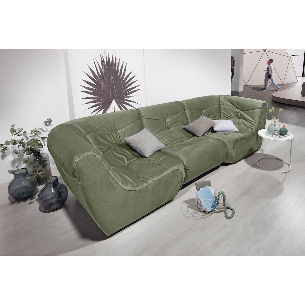 DOMO collection Big-Sofa »Fresh«