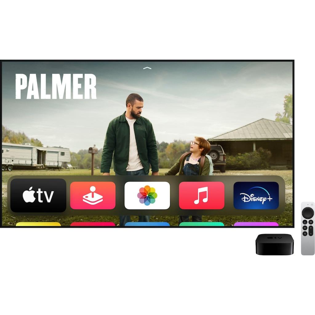 Apple Streaming-Box »Apple TV (2021), 4K, 32GB«