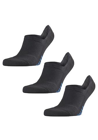 FALKE Füßlinge »Cool Kick 3-Pack«, (3 Paar), mit ultraleichter Plüschsohle kaufen