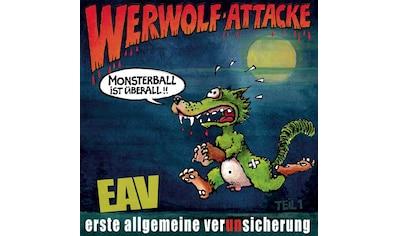 Musik - CD Werwolf - Attacke! (Monsterball ist überall...) / EAV, (1 CD) kaufen