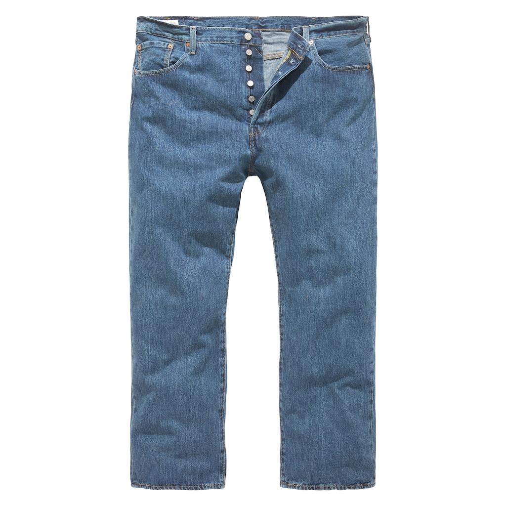 Levi's® Plus Straight-Jeans »501«