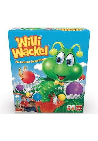 Goliath® Spiel »Willi Wackel - Der tanzende Tausendfüßler« kaufen