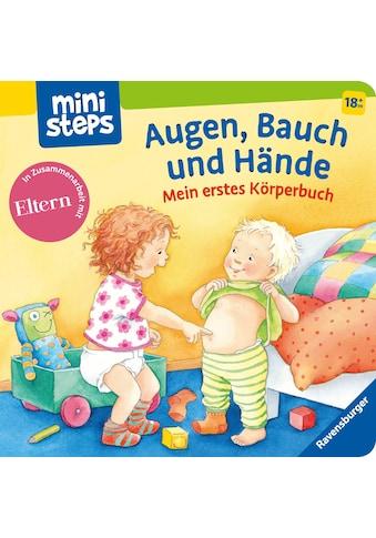Buch Augen, Bauch und Hände / Regina Schwarz, Susanne Szesny kaufen