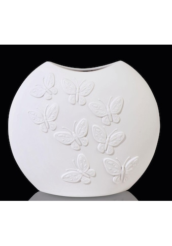 Kaiser Porzellan Tischvase »Papillon«, aus Biskuitporzellan kaufen