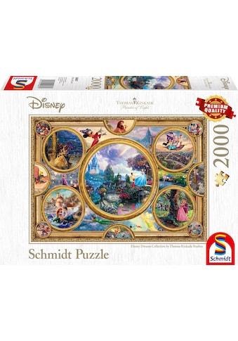 Schmidt Spiele Puzzle »Disney, Collage«, Made in Germany kaufen
