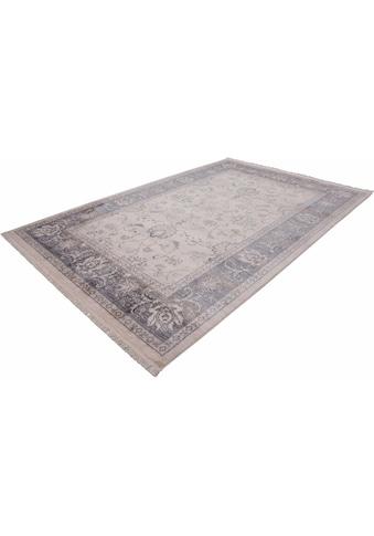 LALEE Teppich »Vintage 700«, rechteckig, 7 mm Höhe, Besonders weich durch Microfaser,... kaufen