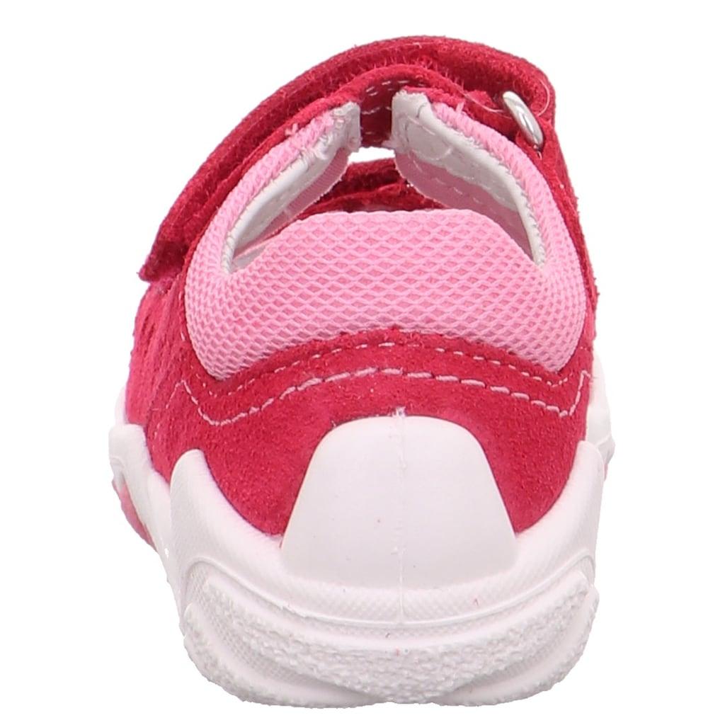 Superfit Sandale »Flow«, mit doppeltem Klettverschluss