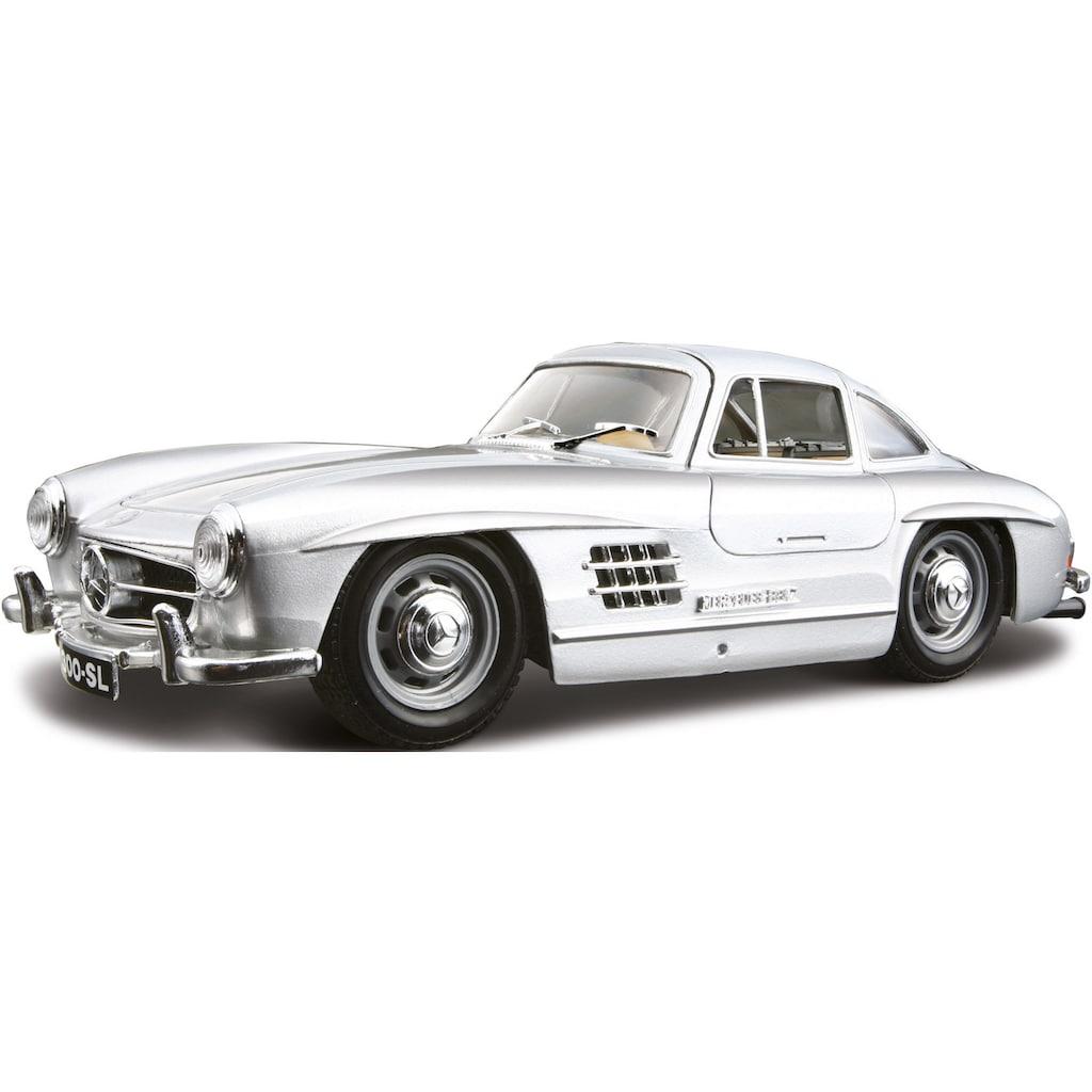 Bburago Sammlerauto »Mercedes-Benz 300SL (1954)«, 1:24