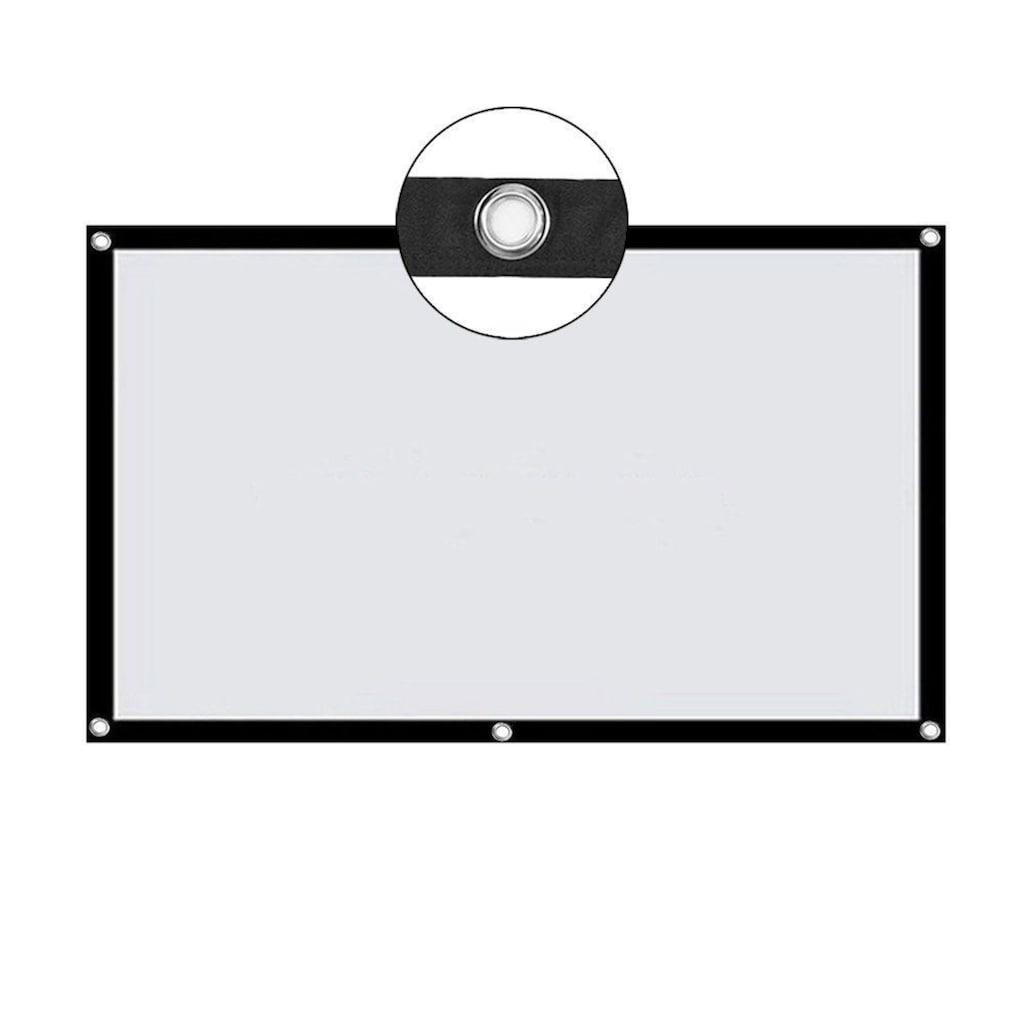 """LA VAGUE Beamer »LV-STA100RP«, Leinwand für die Rückprojektion geeignet, 16:9 100 """""""