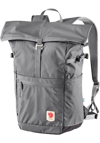 Fjällräven Laptoprucksack »High Coast Foldsack 24, shark grey« kaufen