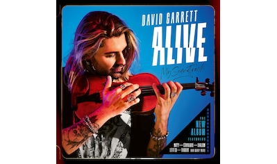 Musik-CD »Alive-My Soundtrack / Garrett,David« kaufen
