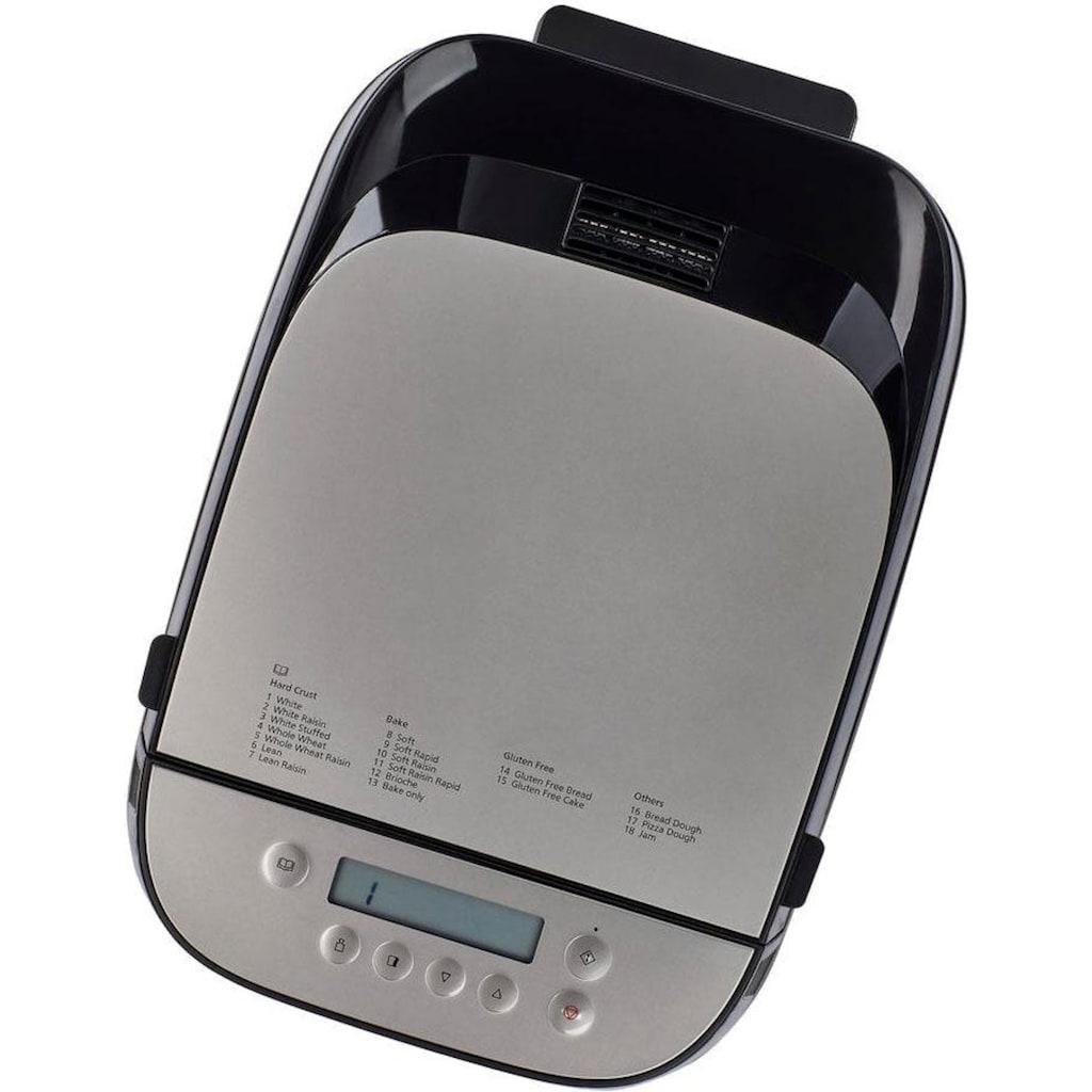 Panasonic Brotbackautomat SD-ZD2010KXH, 18 Programme, 700 Watt
