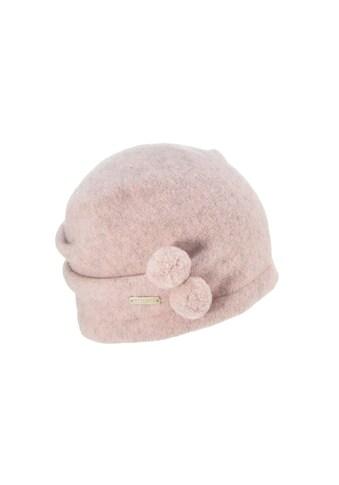 Seeberger Fleecemütze »Walkbeanie mit Minipompoms 16609 - 0« kaufen