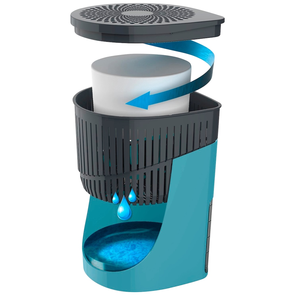 WENKO Luftentfeuchter »Drop«, für 80 m³ Räume, 1000g