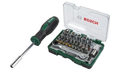 Bosch Schrauberbit - Set »Promoline 27 - tlg.« kaufen