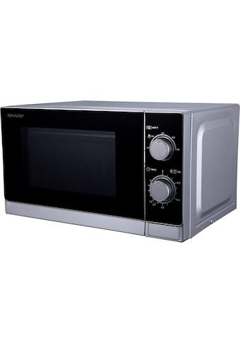 Sharp, Mikrowelle »R200INW«, Mikrowelle kaufen