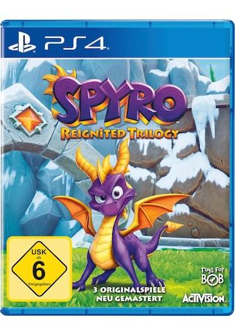 Activision Spiel »Spyro Reignited Trilogy«, PlayStation 4 kaufen