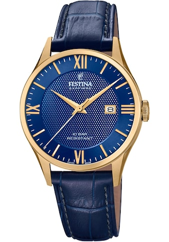 Festina Quarzuhr »Swiss Made Collection, F20010/3« kaufen