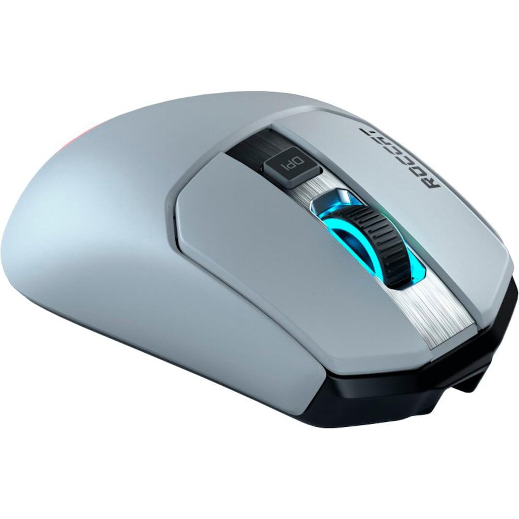ROCCAT Gaming-Maus »Kain 202 AIMO«, USB-kabelgebunden-kabellos-Funk