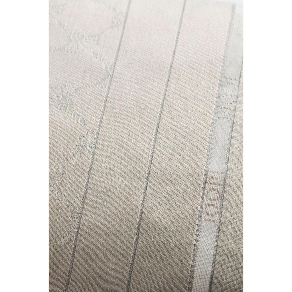 Joop! Kissenhülle »Blend«, (1 St.), in modernem Fischgrät-Design