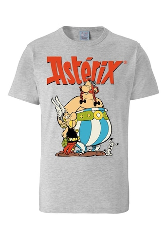 LOGOSHIRT T-Shirt mit coolem Retro-Print »Asterix & Obelix« kaufen