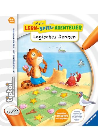 Buch »tiptoi® Logisches Denken / Annette Neubauer, Antje Hagemann« kaufen