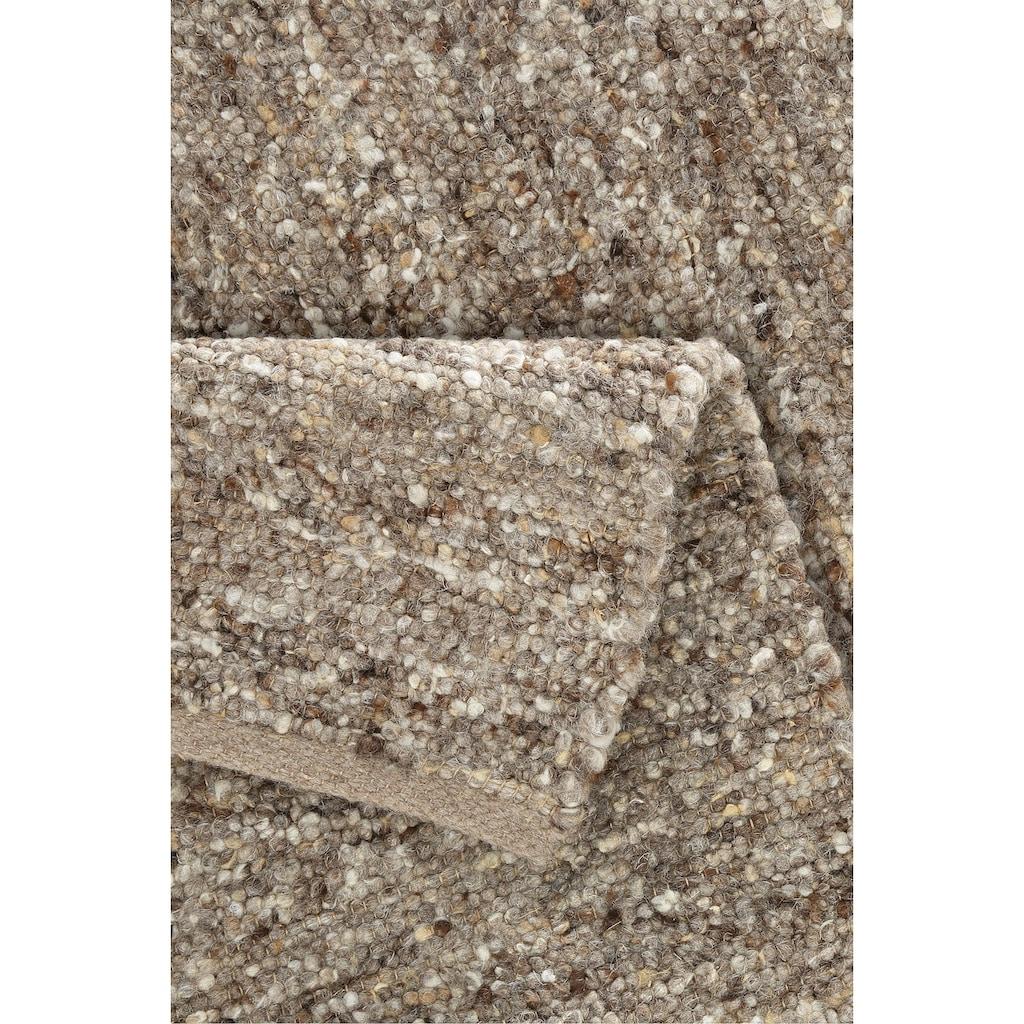 Theko Exklusiv Läufer »Allgäu Super«, rechteckig, 10 mm Höhe, handgewebt