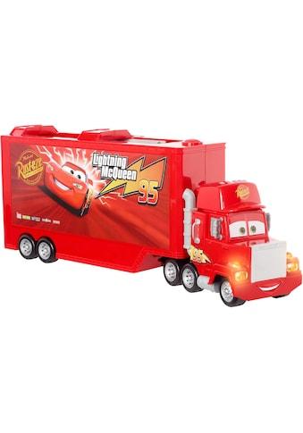 Mattel® Spielzeug-LKW »Disney Pixar Cars Track Talkers Mack Truck«, mit Licht und Sound kaufen