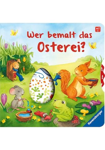Buch »Wer bemalt das Osterei? / Cornelia Frank, Susanne Koch« kaufen
