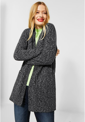 STREET ONE Strickjacke, Grobstrick kaufen
