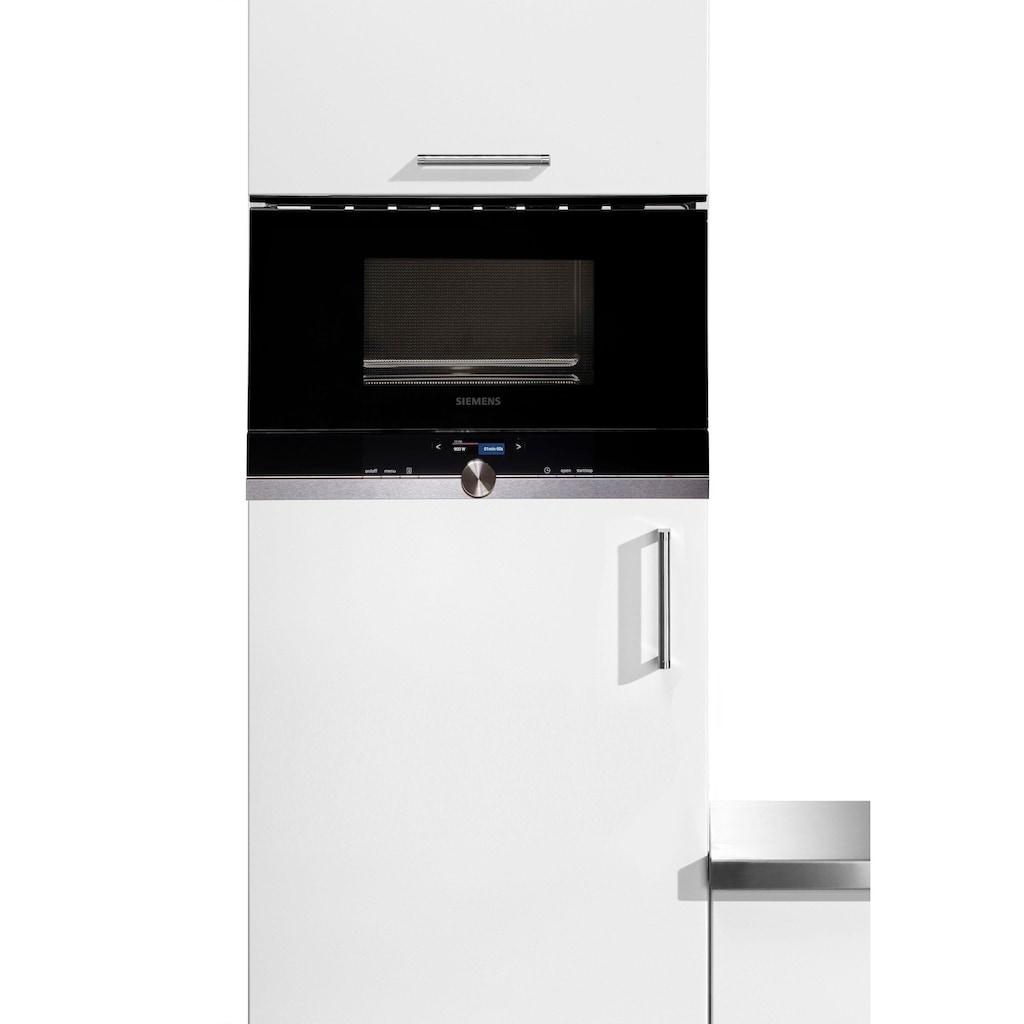 SIEMENS Einbau-Mikrowelle »BF634RGS1«, Mikrowelle, 900 W