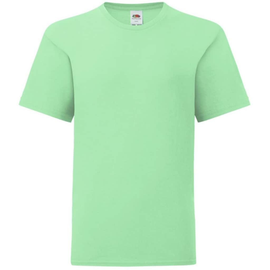 Fruit of the Loom T-Shirt »Jungen Iconic«
