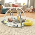 Fisher-Price® Spielbogen »Äffchen Spieldecke«, mit Bananen Spielkissen, Licht und Sound