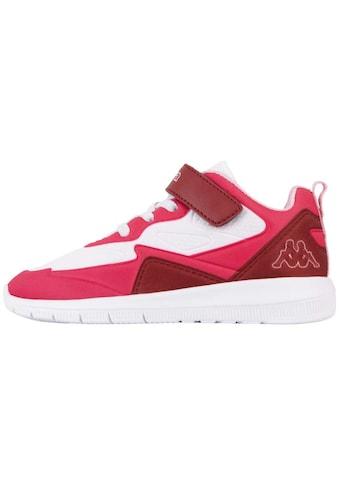 Kappa Sneaker »DURBAN PR KIDS«, in aufregenden Farbkombinationen kaufen