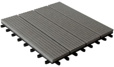 WOLFF FINNHAUS Fußboden für Gartenhäuser für Gartenhaus »Trend B« kaufen