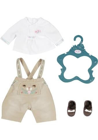 Baby Born Puppenkleidung »Trachten-Kleidung Junge« kaufen