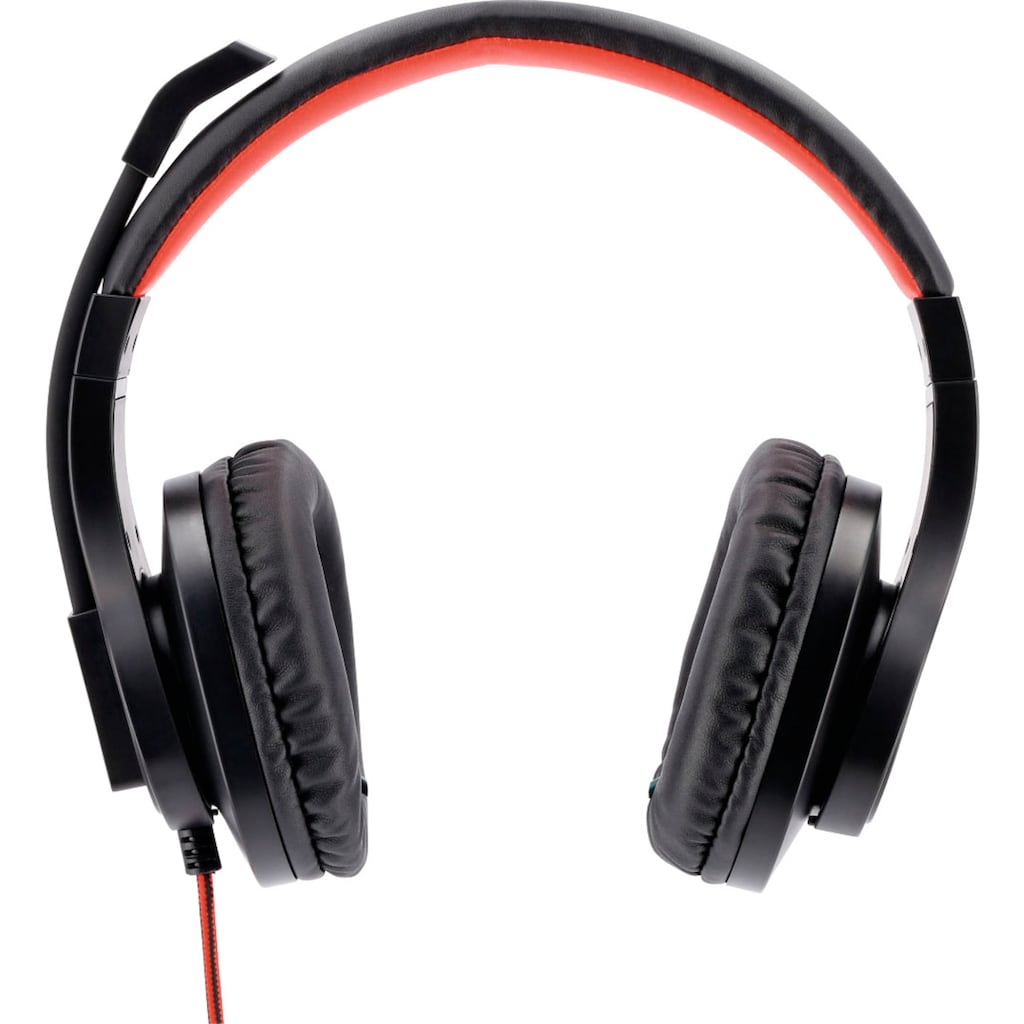 "Hama Over-Ear-Kopfhörer »PC-Office-Headset ""HS-USB400""«"