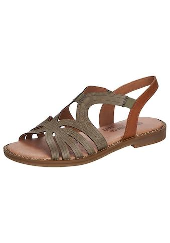 Remonte Sandale, mit gepolsterter Innensohle kaufen