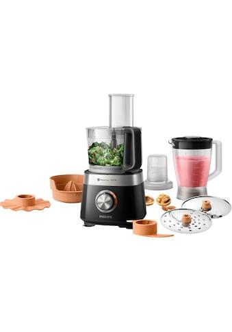 Philips Küchenmaschine HR7530/10, 850 Watt, Schüssel 2,1 Liter kaufen