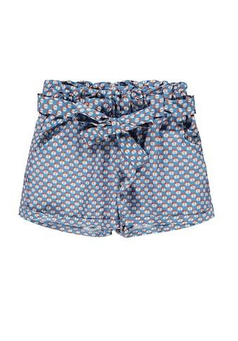 Marc O'Polo Junior Shorts, mit Gürtel kaufen