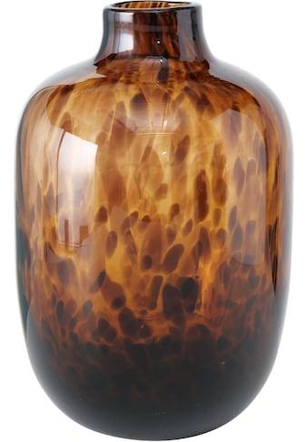 BOLTZE Dekovase »Leopard«, Höhe ca. 25 cm kaufen