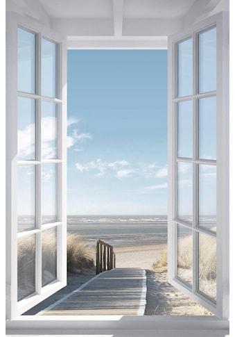 Reinders! Deco-Panel »Fenster zur Nordsee« kaufen