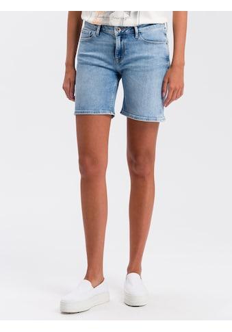 Cross Jeans® Shorts »Zena«, Weiche Stretch-Denim-Qualität kaufen